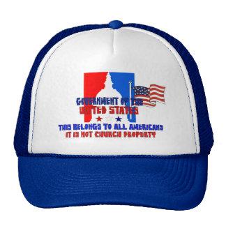 Not Church Property Trucker Hat