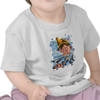 Not Clowning But Frowning Tees