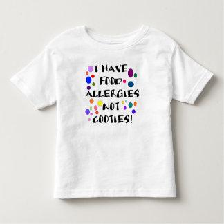 Not Cooties design 2 T-shirts