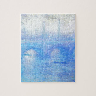 NOT DETECTED by Claude Monet Puzzle
