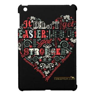 Not easier, but stronger case for the iPad mini