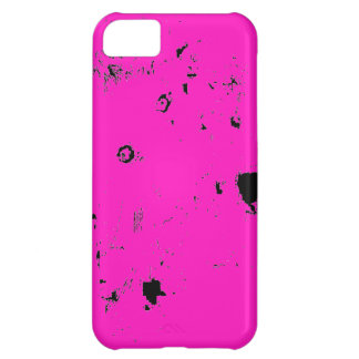 Not Enough Black Shockingly HOT PINK though Bay iPhone 5C Covers