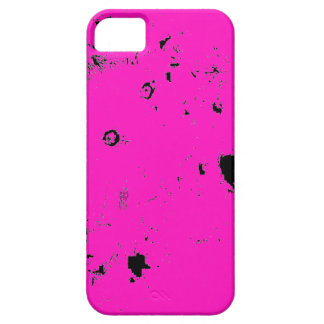 Not Enough Black Shockingly HOT PINK though Bay iPhone SE/5/5s Case