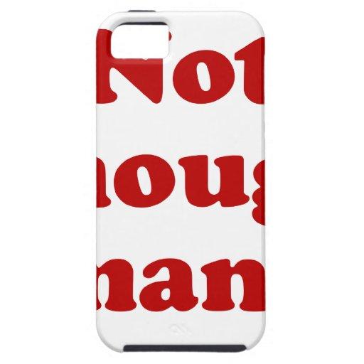 Not Enough Mana iPhone 5 Case