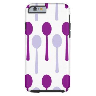 Not enough Spoons Tough iPhone 6 Case