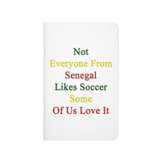 Not Everyone From Senegal Likes Soccer Some Of Us Journals