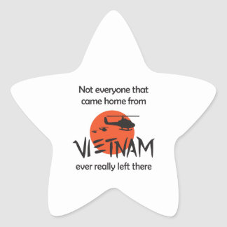 NOT EVERYONE REALLY LEFT STAR STICKER
