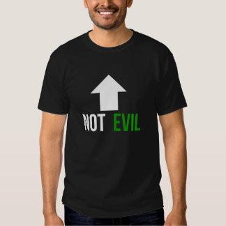 Not Evil Black T-Shirt