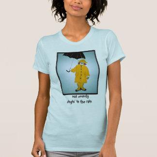 Not Exactly Singin' in the Rain Beagle T-Shirt