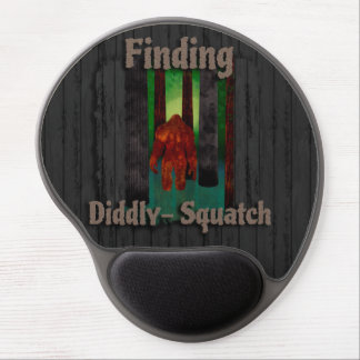not finding bigfoot gel mouse pad