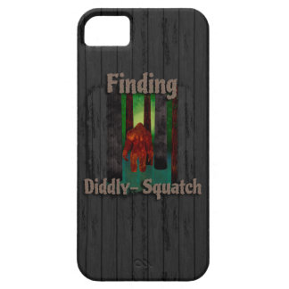 not finding bigfoot iPhone SE/5/5s case