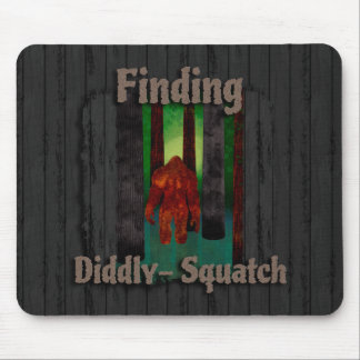 not finding bigfoot mouse pad