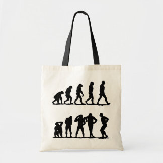 Not Following Budget Tote Bag