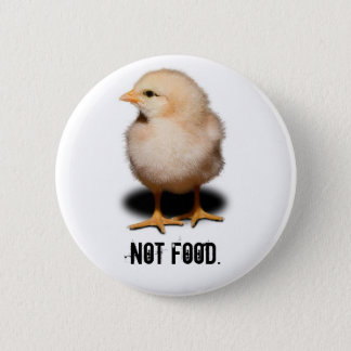 Not Food. Button
