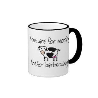 Not for Barbecuing Mugs