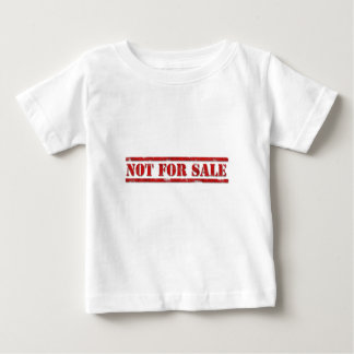 Not For Sale T Shirt