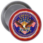 Not Forgotten America Set See Notes Pinback Buttons