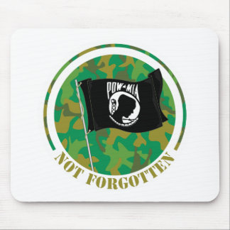 Not Forgotten Mouse Pad