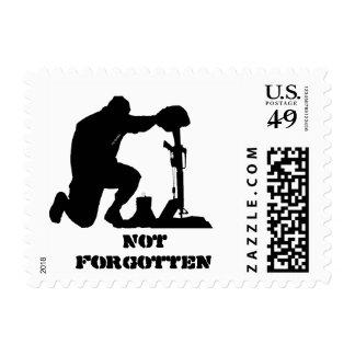 Not Forgotten Postage Stamp
