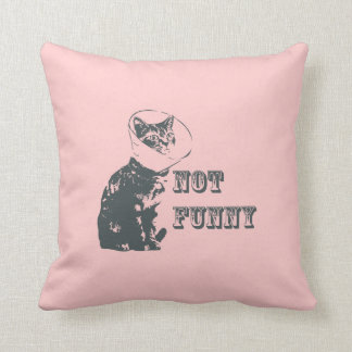 Not Funny Pillow