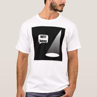 Not Funny Theater Lighting Men's Light T's T-Shirt