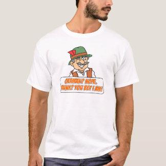 Not German Drunk T-Shirt