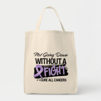 Not Going Down Without a Fight - Cancer Bag