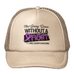 Not Going Down Without a Fight - Leiomyosarcoma Hats