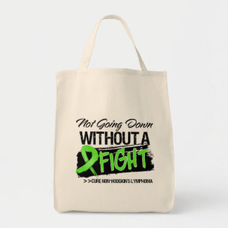 Not Going Down Without a Fight Non-Hodgkins Bag