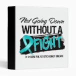 Not Going Down Without a Fight - PKD Vinyl Binders