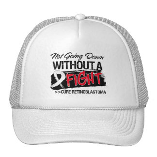 Not Going Down Without a Fight - Retinoblastoma Trucker Hat