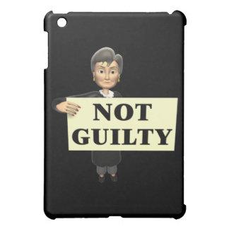 Not Guilty iPad Mini Covers