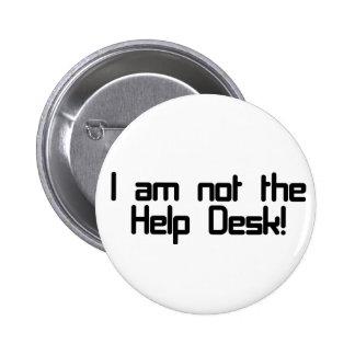 Not Help Desk Button