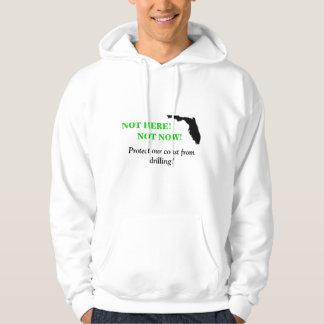 Not Here Not Now -Hoodie Sweatshirt