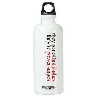 Not hot Flashes SIGG Traveler 0.6L Water Bottle