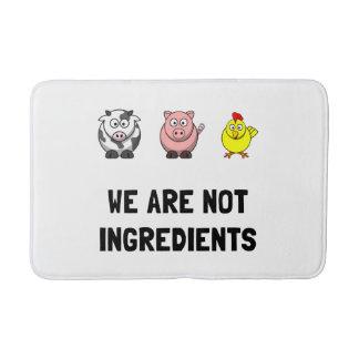 Not Ingredients Bath Mat