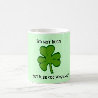 Not Irish Mug