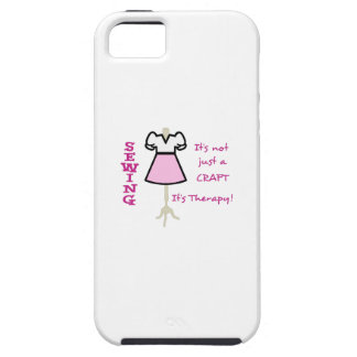 NOT JUST A CRAFT APPLIQ iPhone 5 COVER