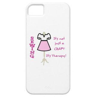 NOT JUST A CRAFT APPLIQ iPhone 5 CASE