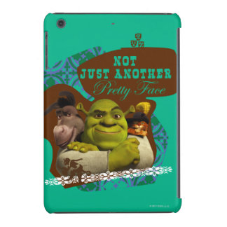 Not Just Another Pretty Face iPad Mini Cover