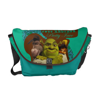 Not Just Another Pretty Face Messenger Bags