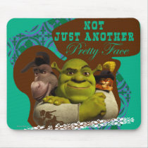 Not Just Another Pretty Face Mouse Pad