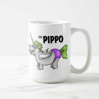 Not just fantasy, It's a Uni Pippo! Mugs