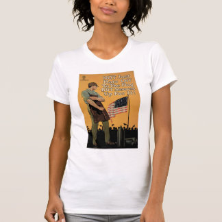 Not Just Hats Off to the Flag Tshirts