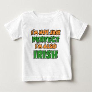 Not Just Perfect Irish Tee Shirt