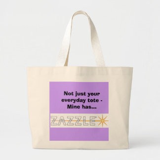 Not just your everyday tote -