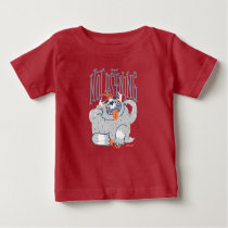 Not Listening, by Greg Abbot. Baby T-Shirt