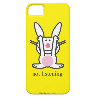 Not Listening iPhone SE/5/5s Case
