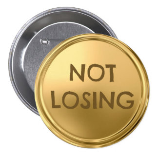 Not losing pin