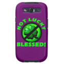 Not Lucky - Blessed! Galaxy SIII Covers
